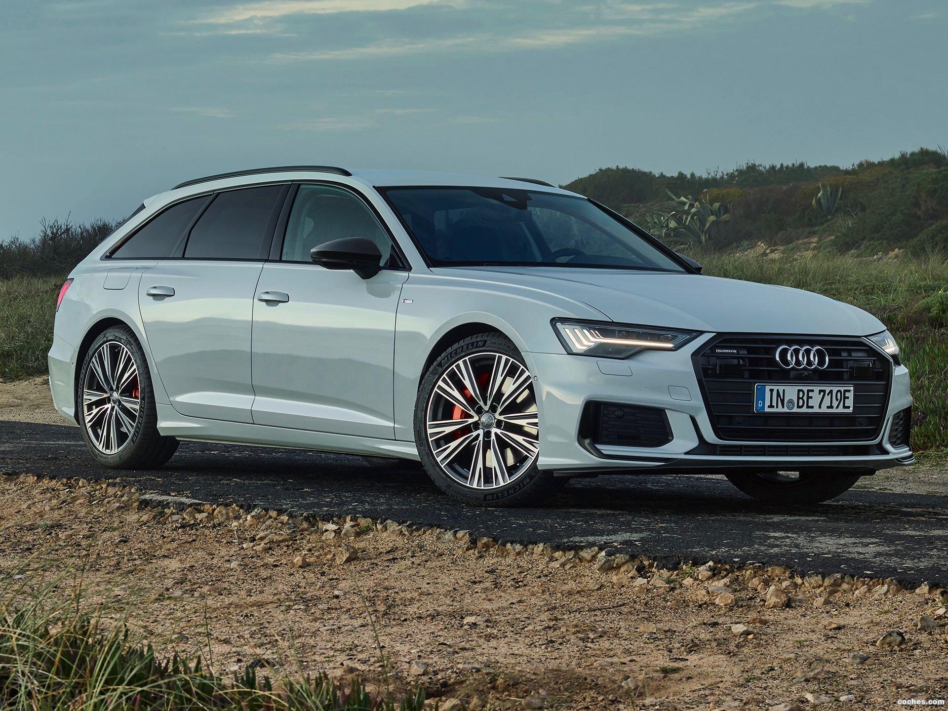 Foto 2 de Audi A6 Avant 55 TFSI e quattro 2020