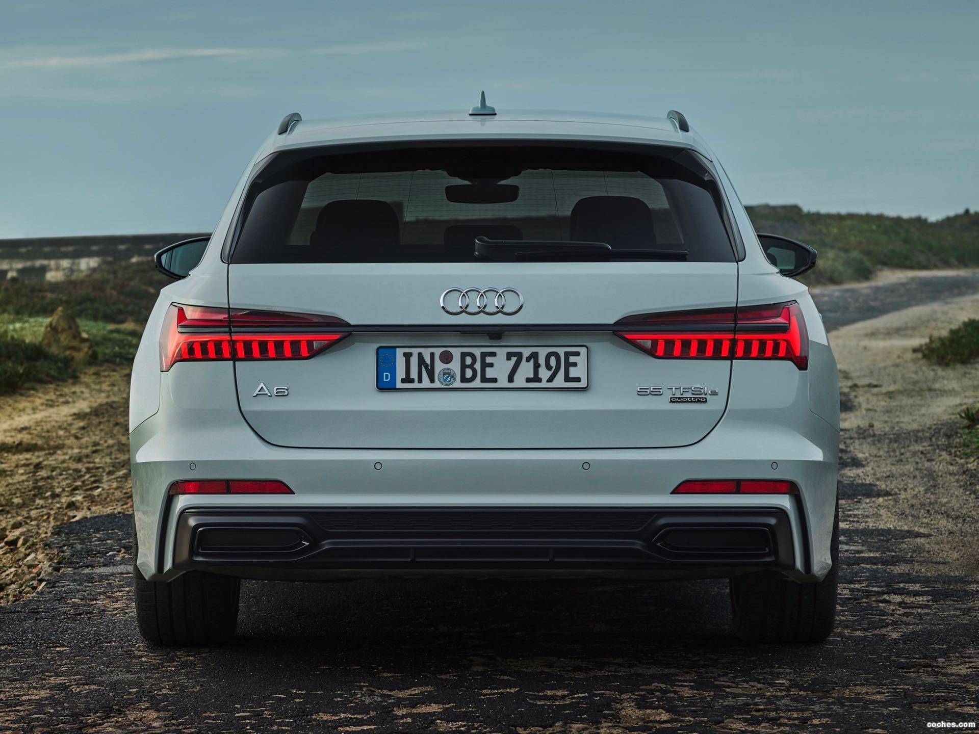 Foto 8 de Audi A6 Avant 55 TFSI e quattro 2020
