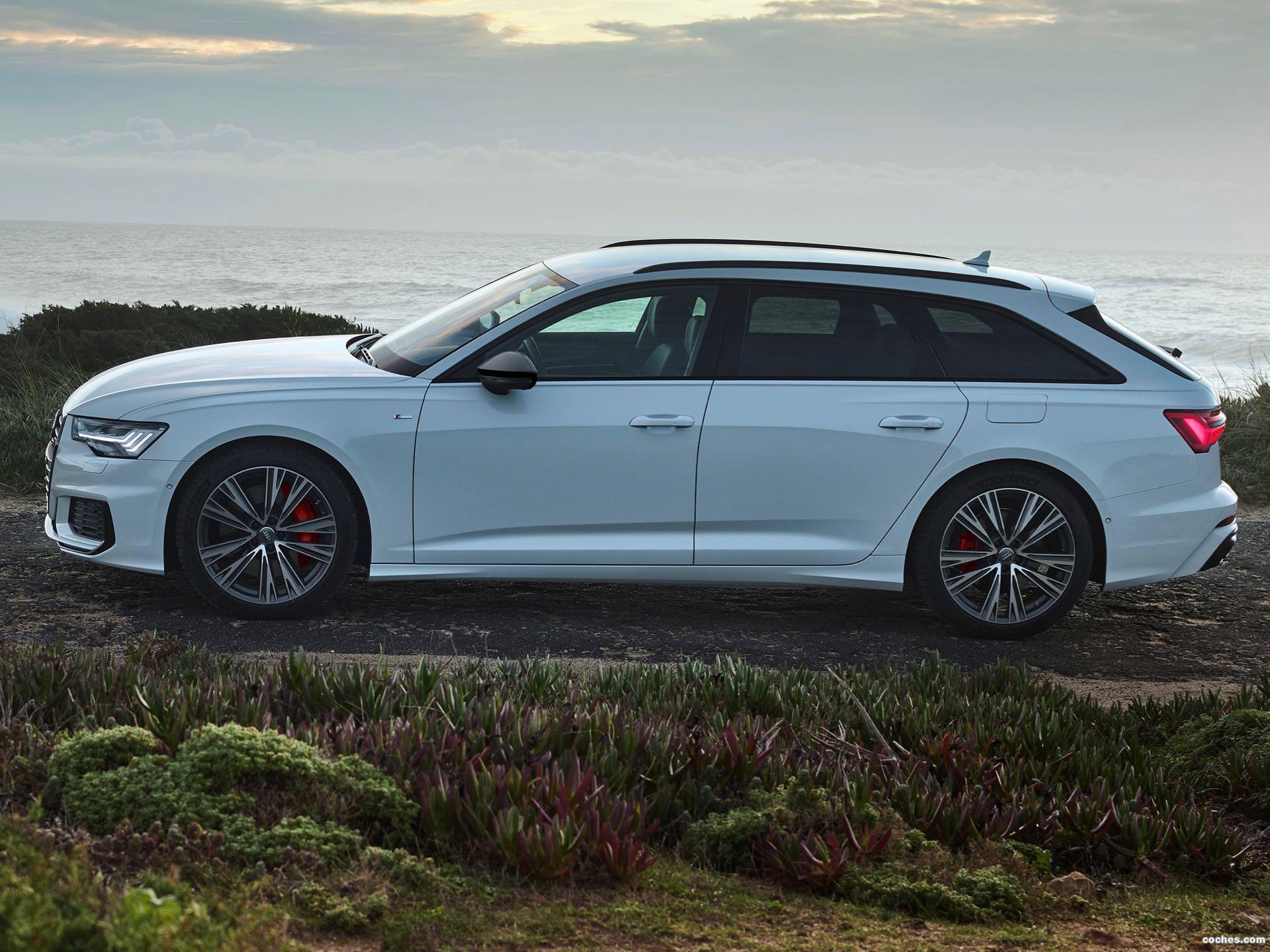 Foto 4 de Audi A6 Avant 55 TFSI e quattro 2020