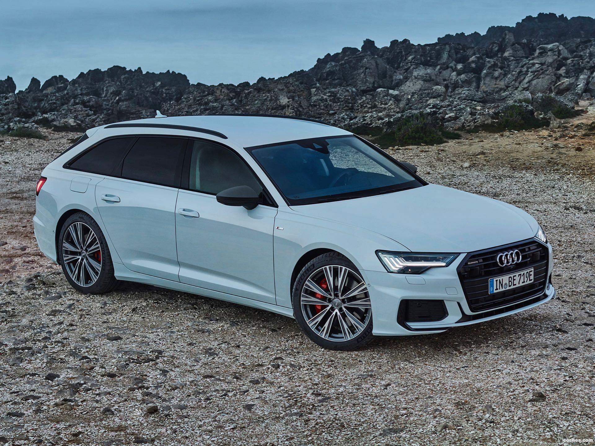 Foto 10 de Audi A6 Avant 55 TFSI e quattro 2020