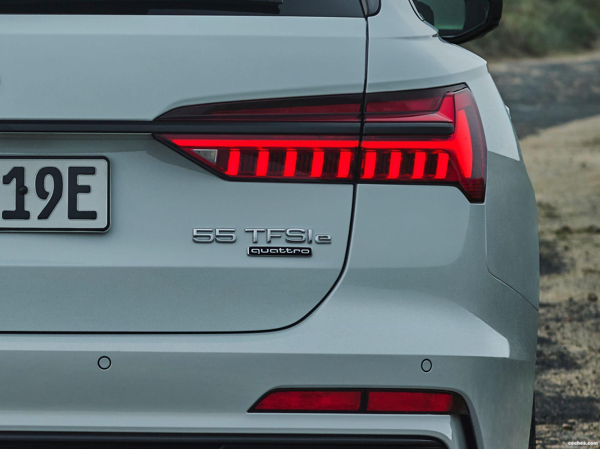 Foto 12 de Audi A6 Avant 55 TFSI e quattro 2020
