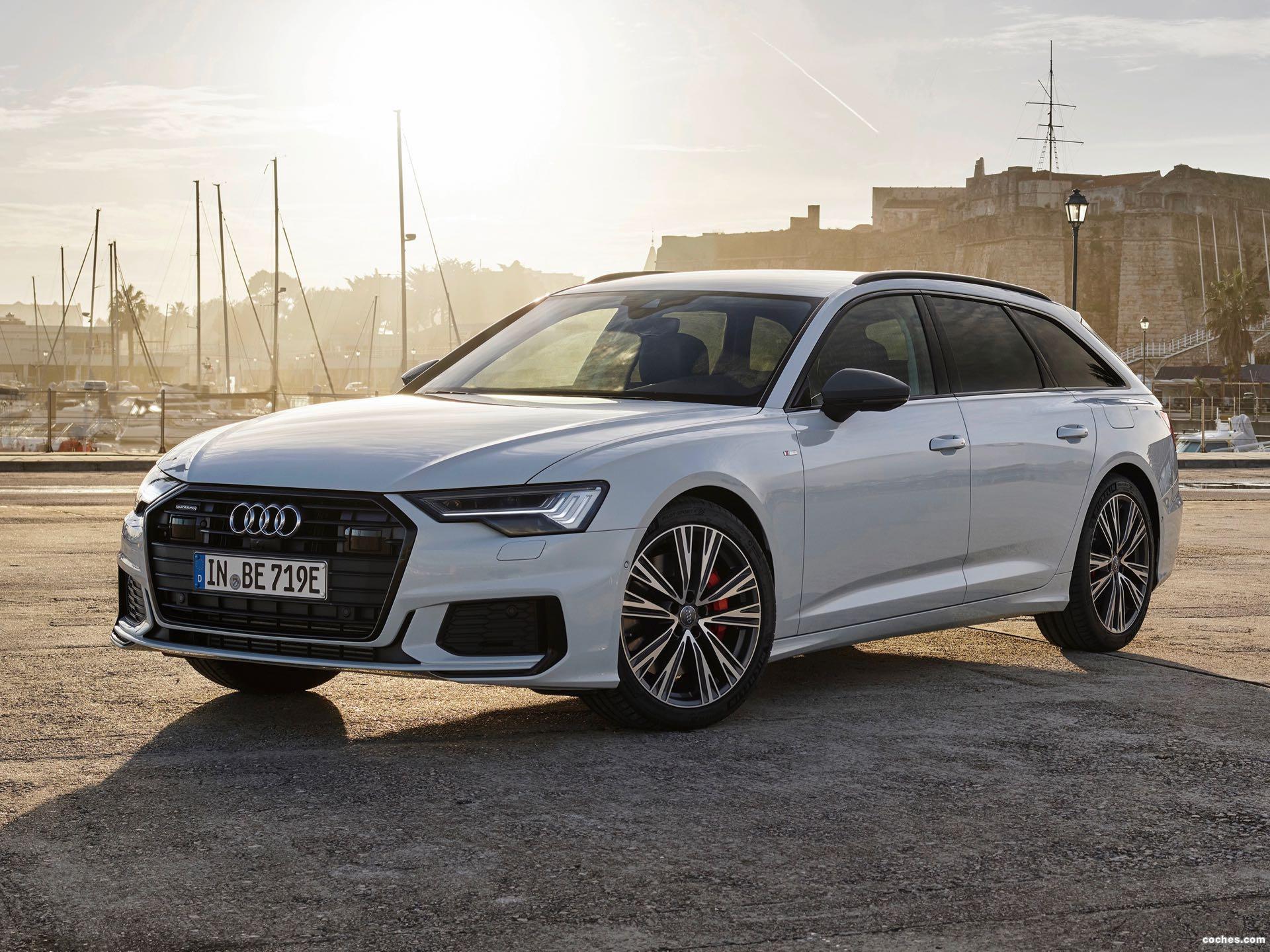 Foto 7 de Audi A6 Avant 55 TFSI e quattro 2020