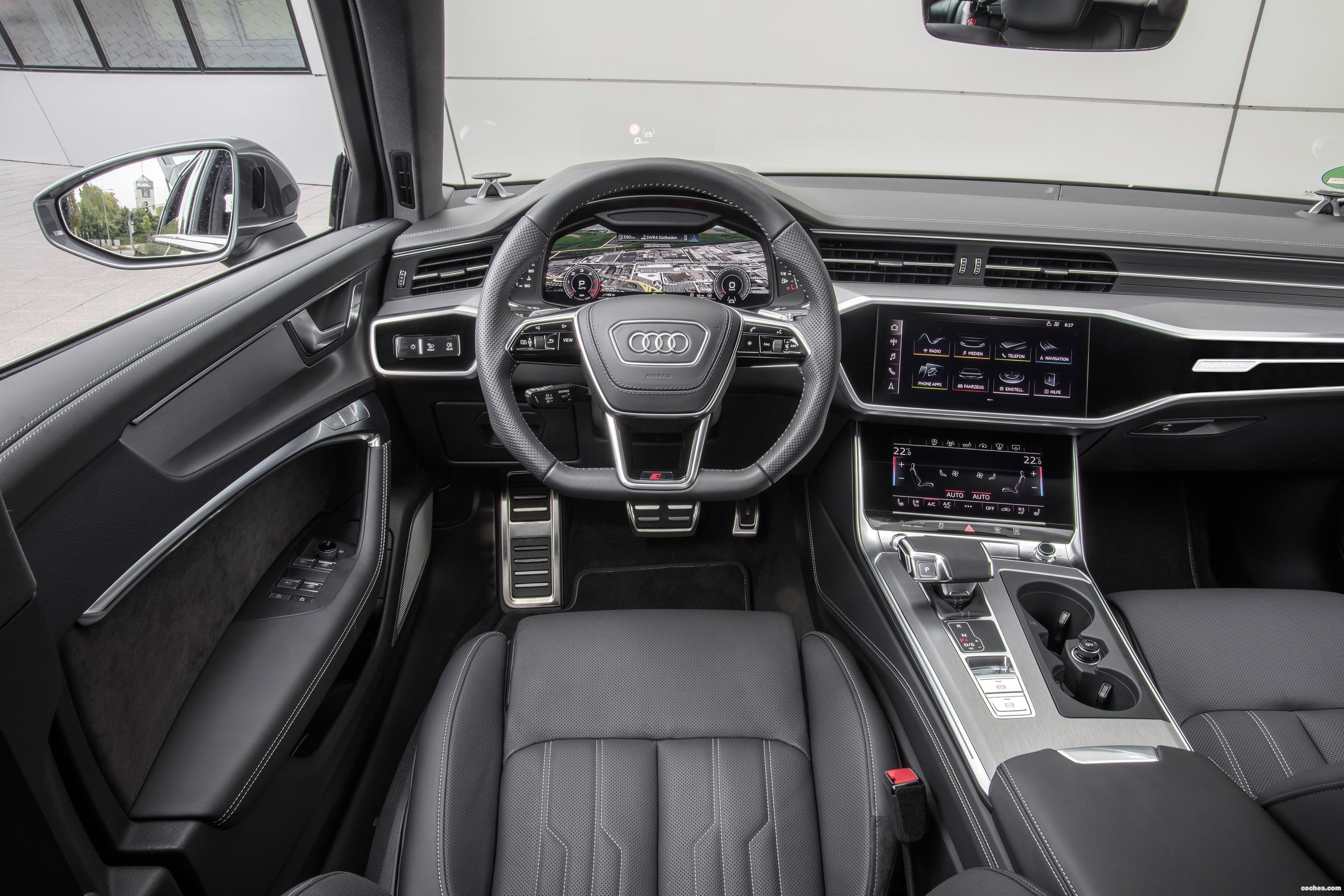 Fotos De Audi A6 Avant 50 Tdi Quattro S Line 2019 Foto 10