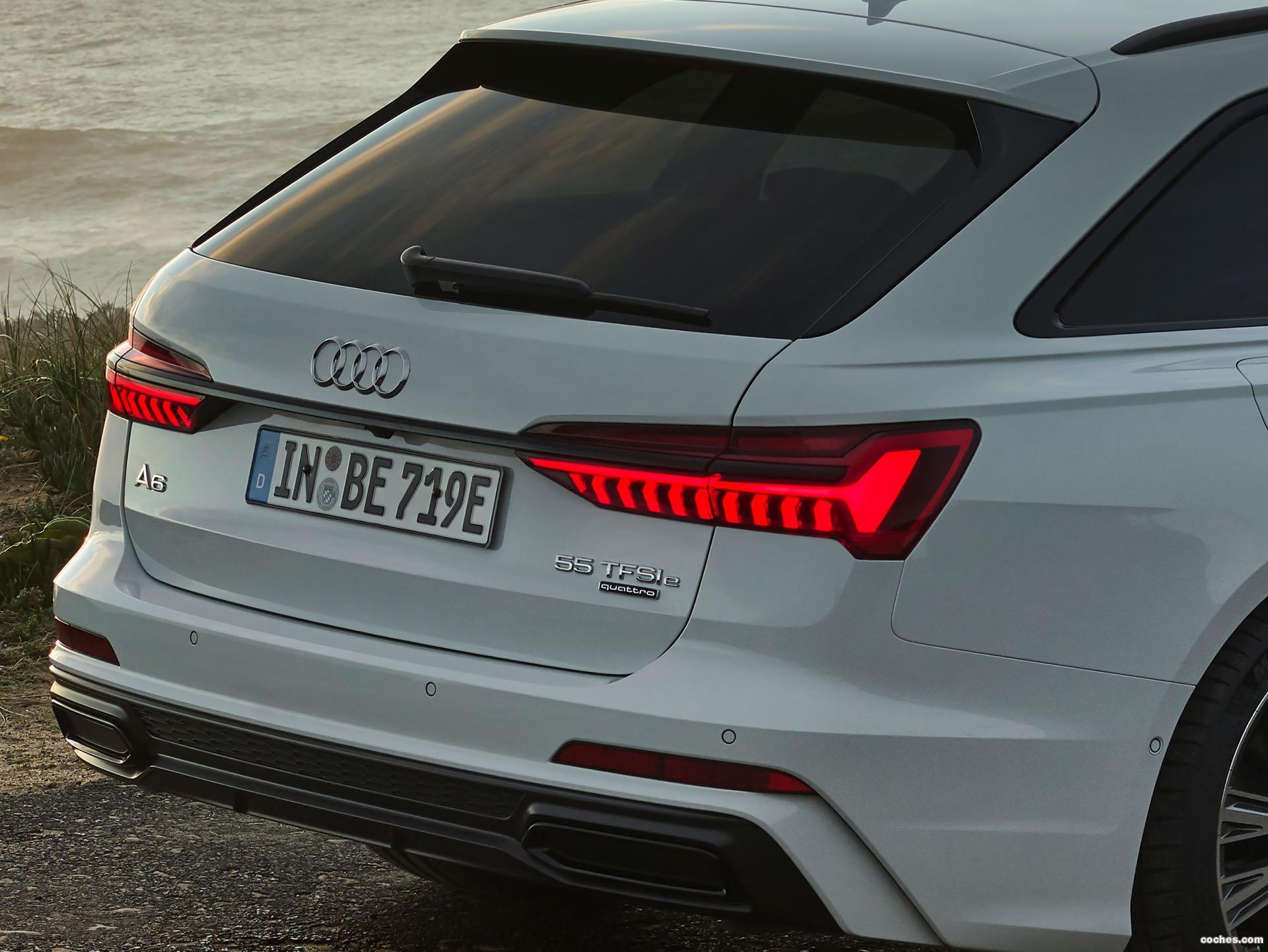 Foto 11 de Audi A6 Avant 55 TFSI e quattro 2020