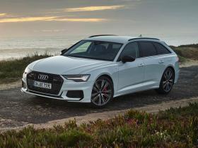 Ver foto 6 de Audi A6 Avant 55 TFSI e quattro 2020