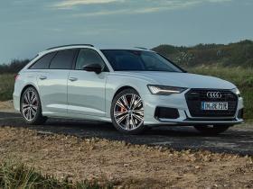 Ver foto 3 de Audi A6 Avant 55 TFSI e quattro 2020