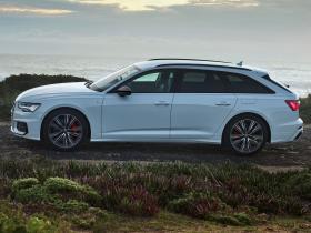 Ver foto 5 de Audi A6 Avant 55 TFSI e quattro 2020