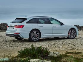 Ver foto 10 de Audi A6 Avant 55 TFSI e quattro 2020