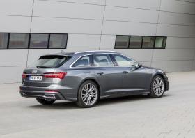 Ver foto 12 de Audi A6 Avant 50 TDI quattro S line 2019