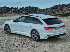 Ver foto 7 de Audi A6 Avant 55 TFSI e quattro 2020