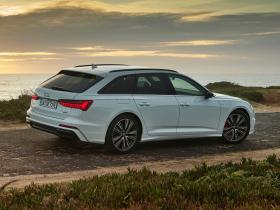 Ver foto 2 de Audi A6 Avant 55 TFSI e quattro 2020