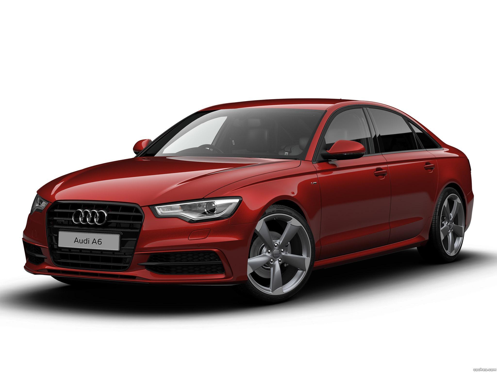 Foto 0 de Audi A6 Black Edition UK 2013