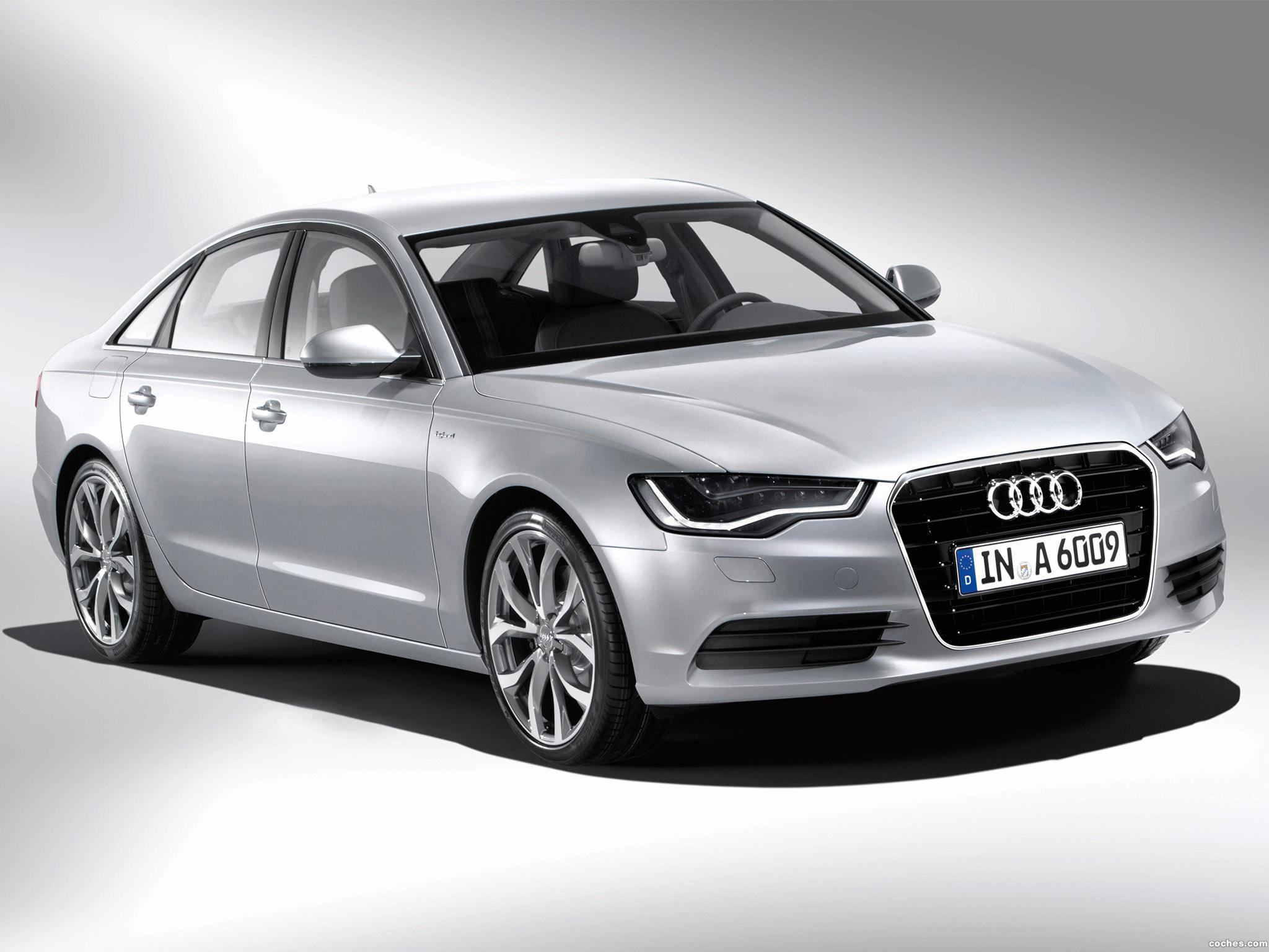 Foto 0 de Audi A6 Hybrid 2011