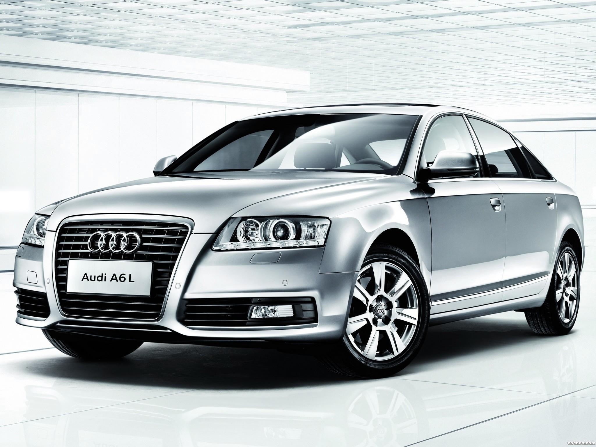 Foto 0 de Audi A6 L Sedan 2005