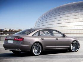Ver foto 3 de Audi A6 L e-Tron Concept 2012
