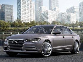 Ver foto 6 de Audi A6 L e-Tron Concept 2012