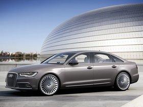 Ver foto 5 de Audi A6 L e-Tron Concept 2012