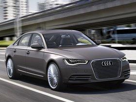 Ver foto 4 de Audi A6 L e-Tron Concept 2012