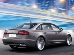 Ver foto 2 de Audi A6 L e-Tron Concept 2012