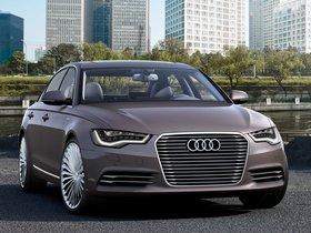 Ver foto 1 de Audi A6 L e-Tron Concept 2012