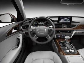 Ver foto 12 de Audi A6 L e-Tron Concept 2012