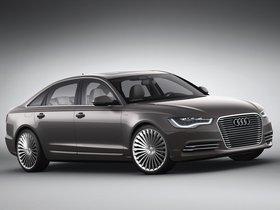 Ver foto 8 de Audi A6 L e-Tron Concept 2012