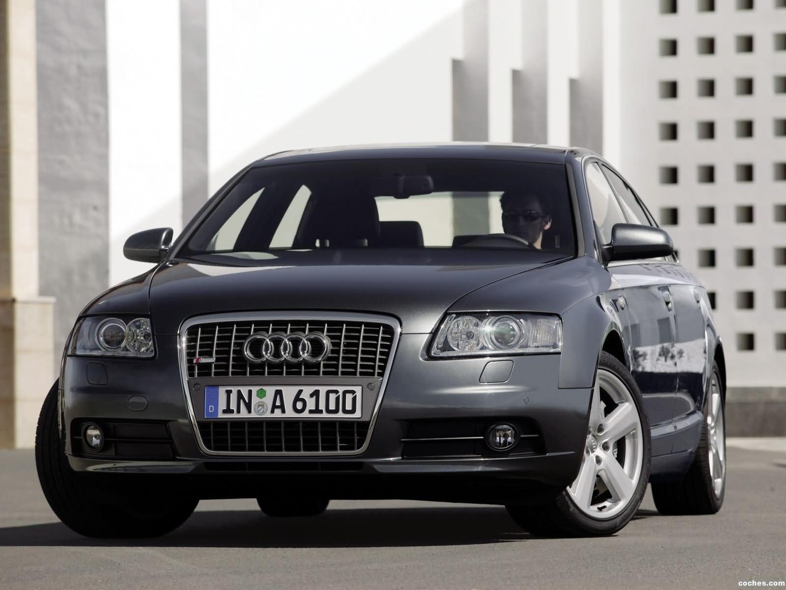 Foto 0 de Audi A6 Quattro S-Line 2005