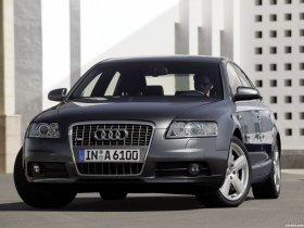 Fotos de Audi A6 Quattro S-Line 2005