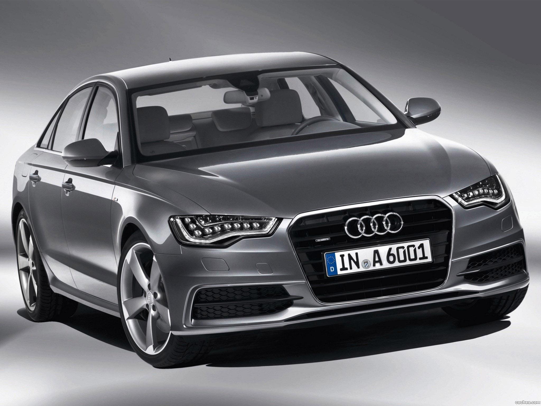 Foto 0 de Audi A6 S-Line 2011
