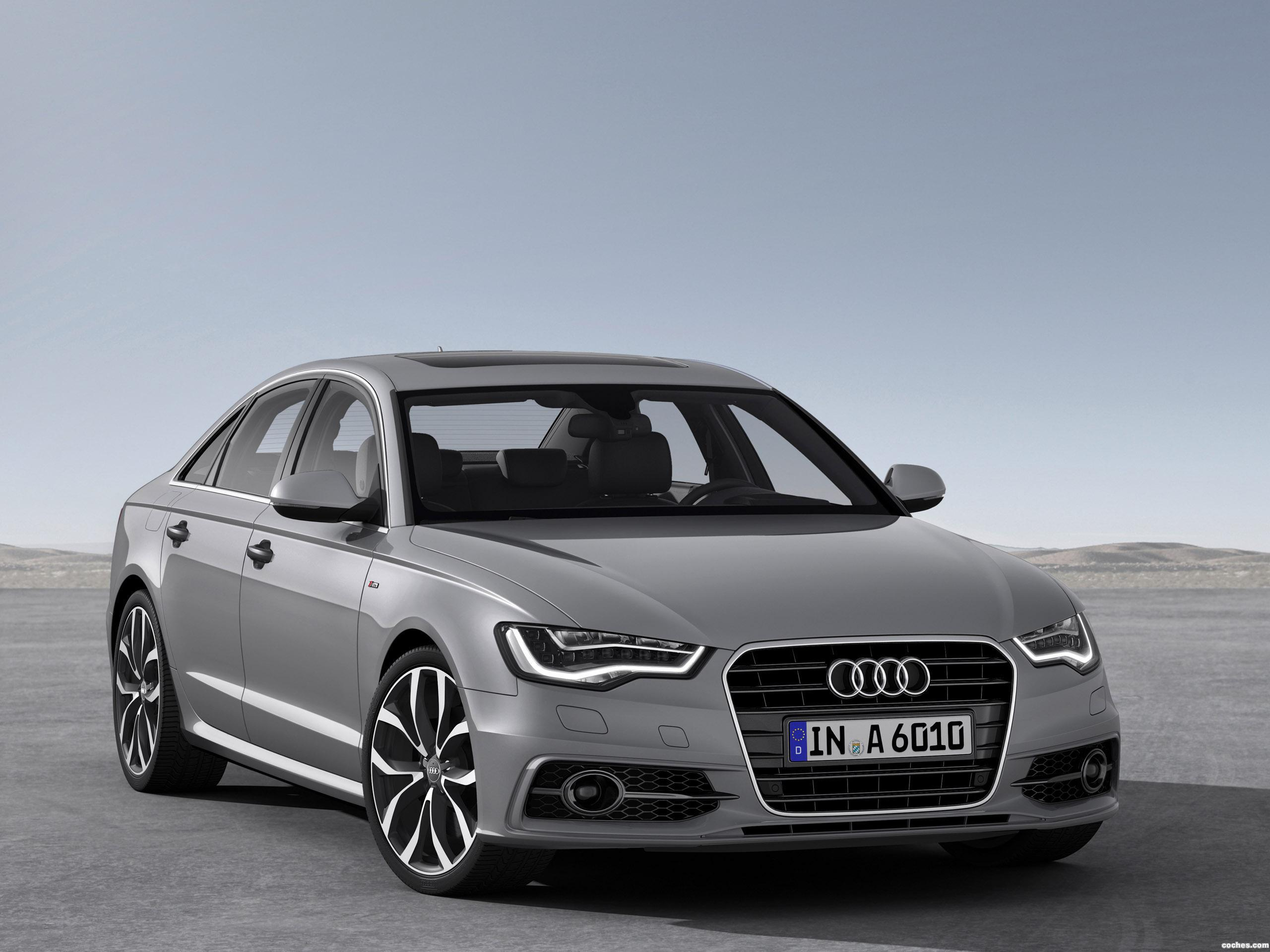 Foto 0 de Audi A6 Sedan 2.0 TDi Ultra UK 2014