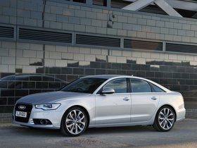 Ver foto 3 de Audi A6 Sedan 2.0 TDi Ultra UK 2014