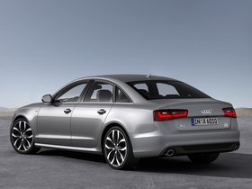 Ver foto 2 de Audi A6 Sedan 2.0 TDi Ultra UK 2014