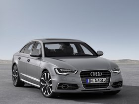 Ver foto 1 de Audi A6 Sedan 2.0 TDi Ultra UK 2014