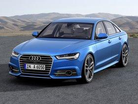 Ver foto 7 de Audi A6 Sedan 3.0T Quattro S-Line 2015