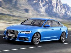 Ver foto 1 de Audi A6 Sedan 3.0T Quattro S-Line 2015