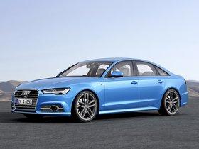 Ver foto 9 de Audi A6 Sedan 3.0T Quattro S-Line 2015