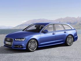 Fotos de Audi A6 Avant TDI Ultra S Line 2015