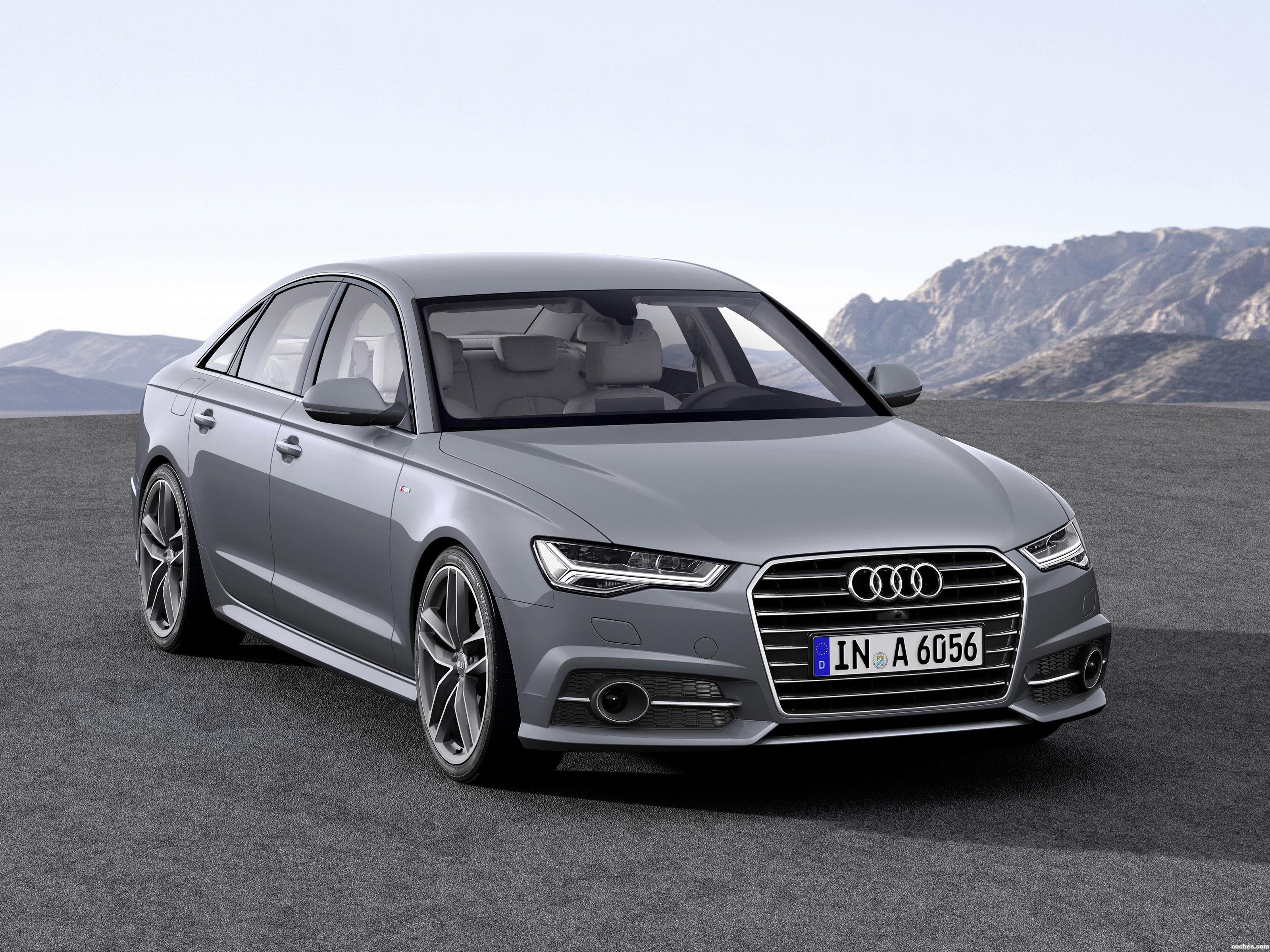 Foto 0 de Audi A6 TFSI Ultra S Line 2015