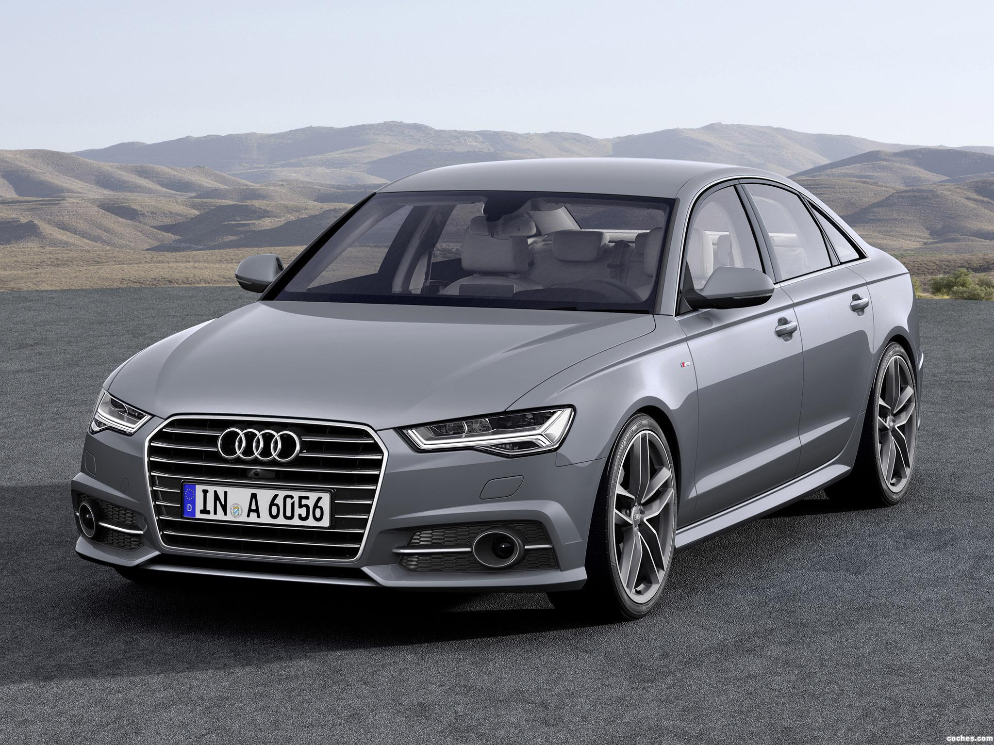 Foto 4 de Audi A6 TFSI Ultra S Line 2015