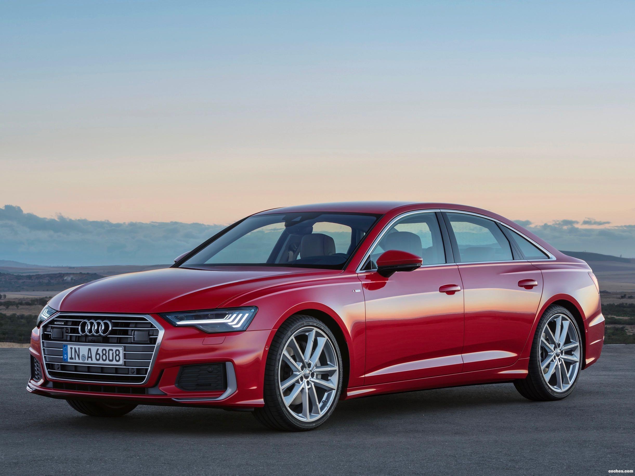 Foto 10 de Audi A6 55 TFSI quattro S line 2018