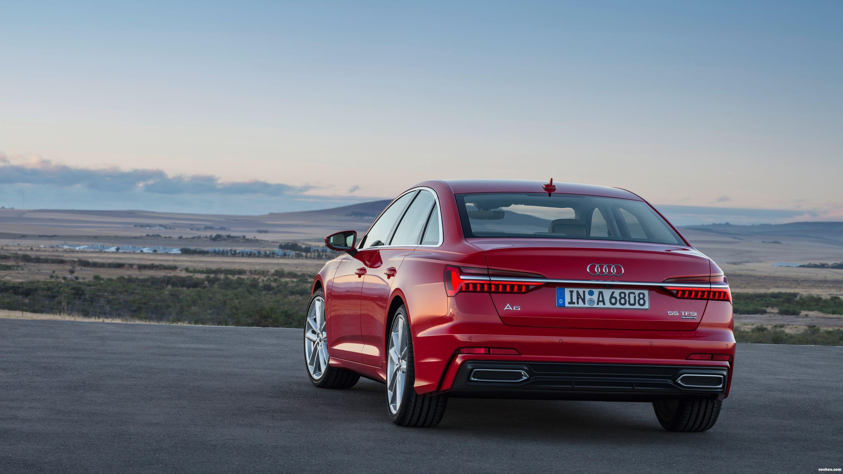 Foto 2 de Audi A6 55 TFSI quattro S line 2018
