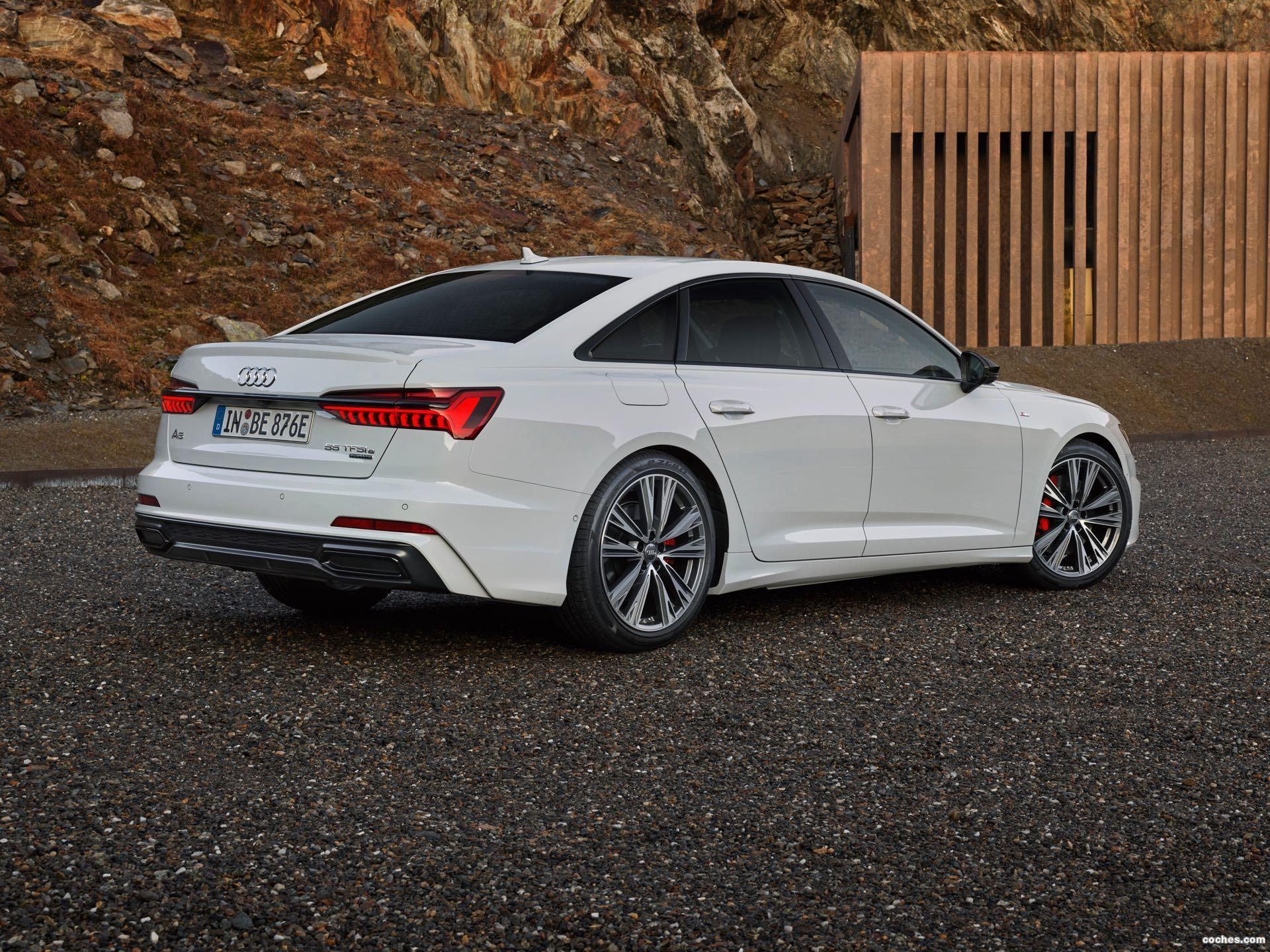 Foto 0 de Audi A6 55 TFSI e quattro S line 2020
