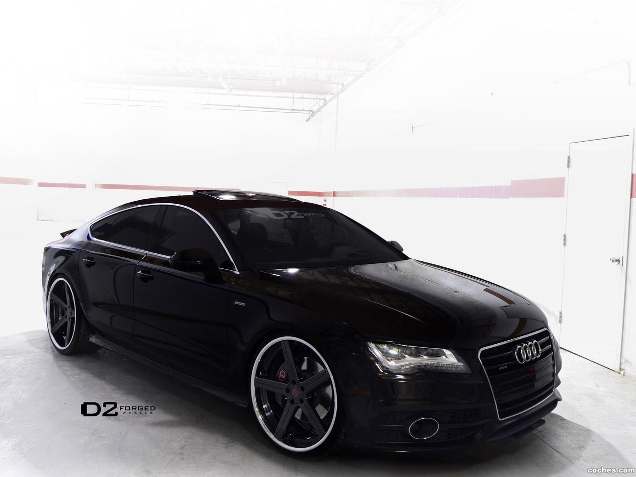 Foto 0 de Audi A7 D2Forged CV2 2013