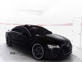 Fotos de Audi A7 D2Forged CV2 2013