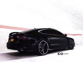 Ver foto 4 de Audi A7 D2Forged CV2 2013