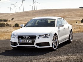 Ver foto 1 de Audi A7 Sportback 3.0 Biturbo Quattro S-Line Australia 2013