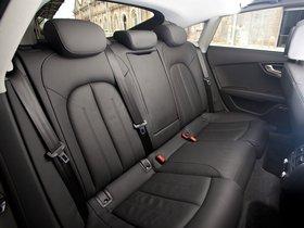 Ver foto 9 de Audi A7 Sportback 3.0 Biturbo Quattro S-Line Australia 2013