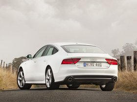 Ver foto 6 de Audi A7 Sportback 3.0 Biturbo Quattro S-Line Australia 2013