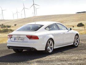 Ver foto 5 de Audi A7 Sportback 3.0 Biturbo Quattro S-Line Australia 2013