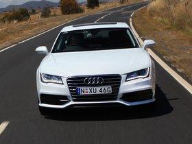 Ver foto 3 de Audi A7 Sportback 3.0 Biturbo Quattro S-Line Australia 2013